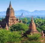 Rund um den Golf von Martaban und Zentral-Myanmar