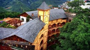 Chau Long Sapa New Wing Hotel