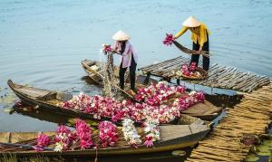Eindrücke vom Mekong: von Phnom Penh nach Saigon - Aqua Mekong