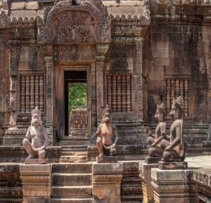 Mekong - Heimat der Flussdelfine: Von Phnom Penh nach Siem Reap