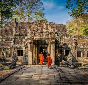 Private Kambodscha Impressionen mit Badeurlaub auf Koh Rong