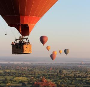 Private Klassisches Myanmar-Reise mit Badeurlaub in Ngapali
