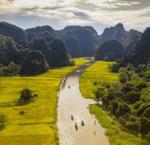 Faszination Vietnam-Kambodscha mit Baden unter Palmen auf Phu Quoc