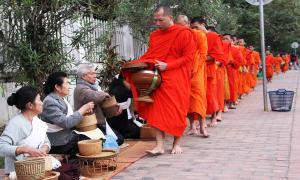 Der Norden von Laos an Bord der Mekong Sun: Von Chiang Rai nach Luang Prabang