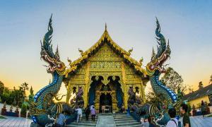 Dem Ursprung Thailands auf der Spur. Von Bangkok zum Goldenen Dreieck