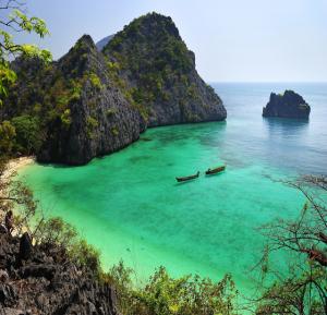 Küstenkreuzfahrt durch das Mergui Archipel
