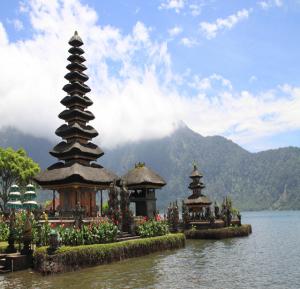Kombinationsreise Singapur, Java und Bali