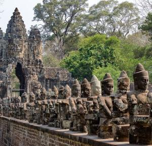 Kambodscha mit Badeurlaub auf Koh Rong oder mit Dschungelprovinz Mondulkiri