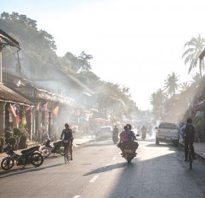 Laos mit Mini-Kreuzfahrt auf dem Mekong