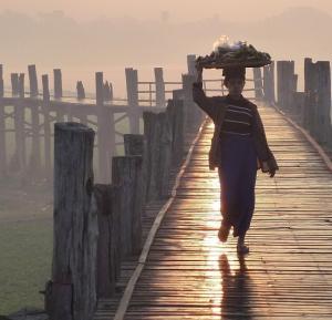 Myanmar entdecken optional mit Badeurlaub