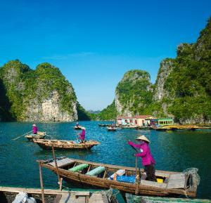 Verborgene Naturschätze Vietnams mit Mekongfahrt nach Kambodscha