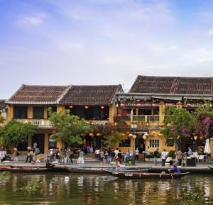 Sommerliche Vietnam-Kambodscha Reise mit Badeurlaub in Zentralvietnam