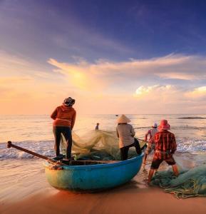 Vietnam entdecken und unter Palmen auf Phu Quoc entspannen