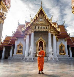 Dem Ursprung von Thailand auf der Spur