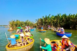 Vietnams Höhepunkte mit Strandurlaub in Zentralvietnam