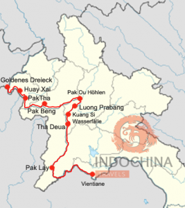 Einzigartiges Laos an Bord der Mekong Sun: Von Chiang Rai nach Vientiane