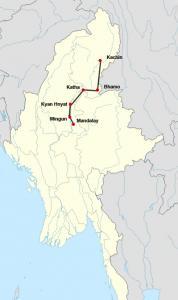 Flusskreuzfahrt auf dem nördlichen Irrawaddy mit der Belmond Orcaella