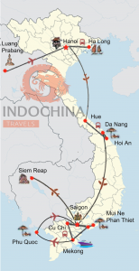 Private Indochina intensiv mit Badeurlaub in Phan Thiet/Mui Ne oder auf Phu Quoc
