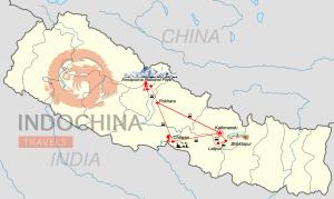 Privatreise Nepal intensiv und zu Fuß - 18 Tage