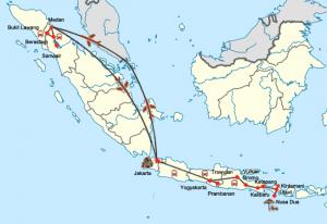 Erlebnisreiche Natur Indonesiens – Rundreise über Sumatra, Java und Bali