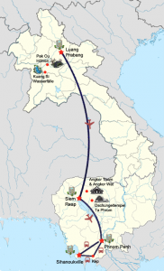 Private Laos und Kambodscha mit Badeurlaub auf Koh Rong