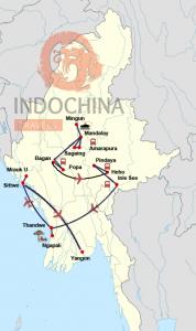 Myanmars geheime Schätze entdecken