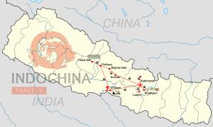 Abenteuerreise durch Nepal