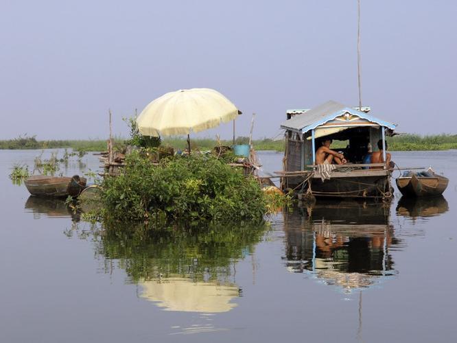 Flusskreuzfahrt auf dem Irrawaddy von Yangon bis Mandalay_30678