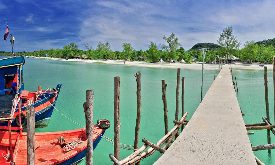 Kambodscha Relax & Discover mit Badeurlaub auf Koh Rong_35760