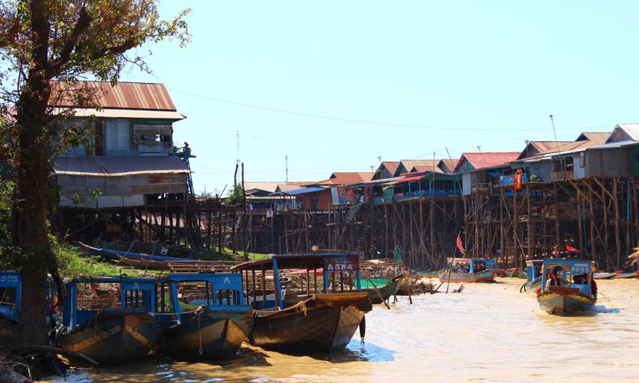 Mekong - Heimat der Flussdelfine: Von Phnom Penh nach Siem Reap_33462