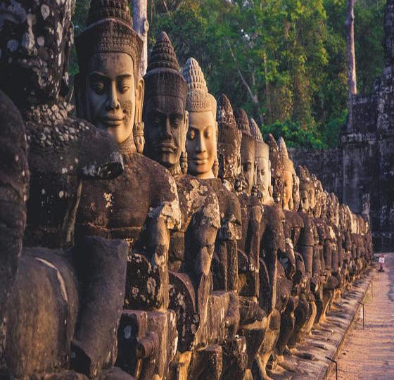 Tempel und Kultur: von Phnom Penh nach Siem Reap_38222
