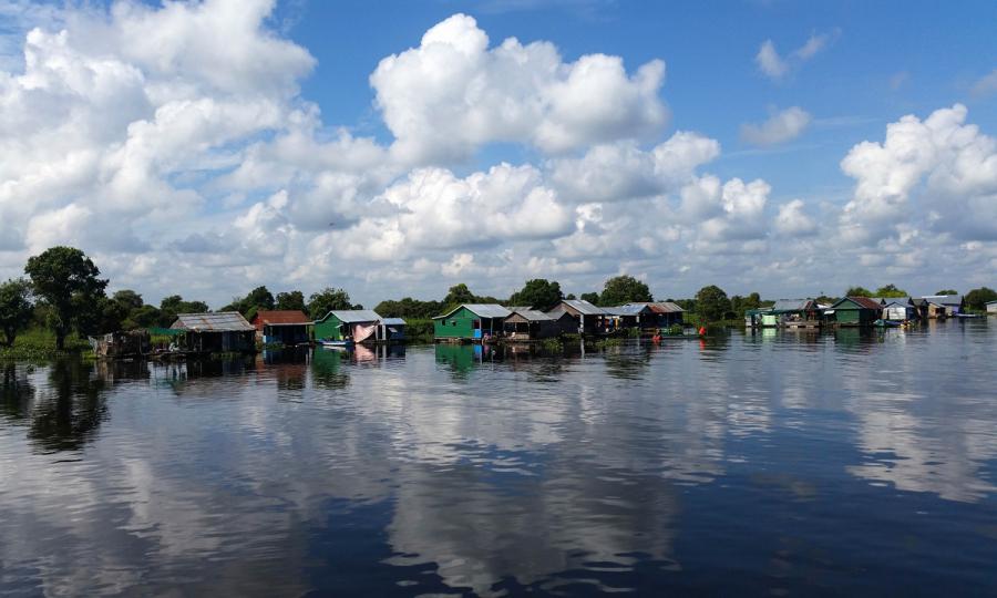 Mekong - Heimat der Flussdelfine: Von Phnom Penh nach Siem Reap_33461