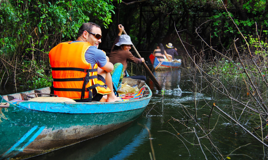 Mekong - Heimat der Flussdelfine: Von Phnom Penh nach Siem Reap_33460