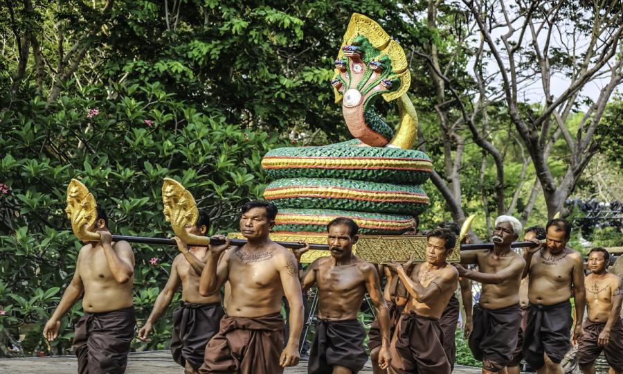 Tempel und Kultur: von Siem Reap bis zum Hafen von Phnom Penh_33469