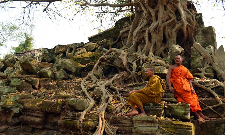 Der Tonle Sap: von Siem Reap nach Phnom Penh_33479