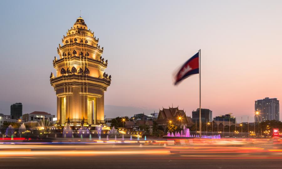 Tempel und Kultur: von Siem Reap bis zum Hafen von Phnom Penh_33468