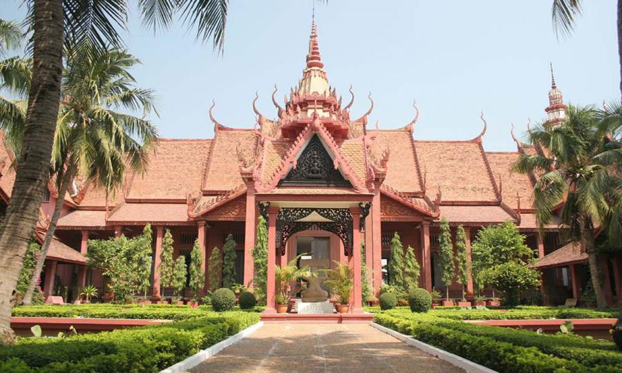 Mekong - Heimat der Flussdelfine: Von Phnom Penh nach Siem Reap_33459