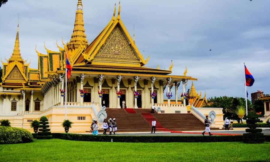 Tempel und Kultur: von Siem Reap bis zum Hafen von Phnom Penh_33466