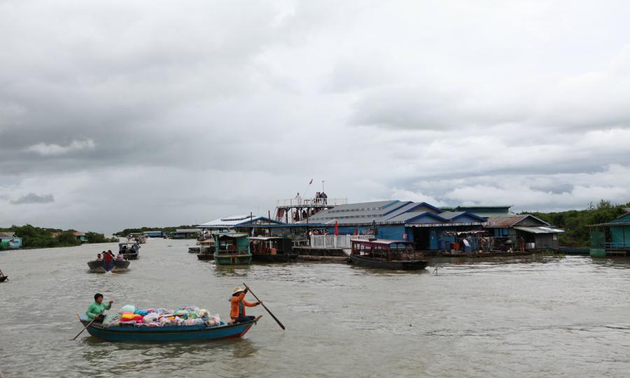Der Tonle Sap: von Siem Reap nach Phnom Penh_33478