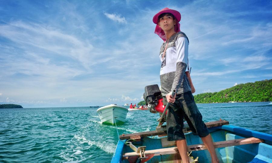 Private Kambodscha Impressionen mit Badeurlaub auf Koh Rong_25366