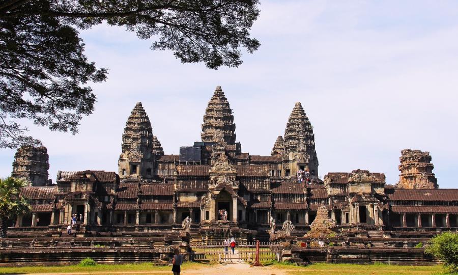 Private Kambodscha Impressionen mit Badeurlaub auf Koh Rong_25358