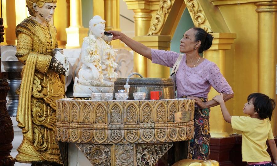 Private Klassische Myanmar-Reise mit Badeurlaub in Ngapali_38553