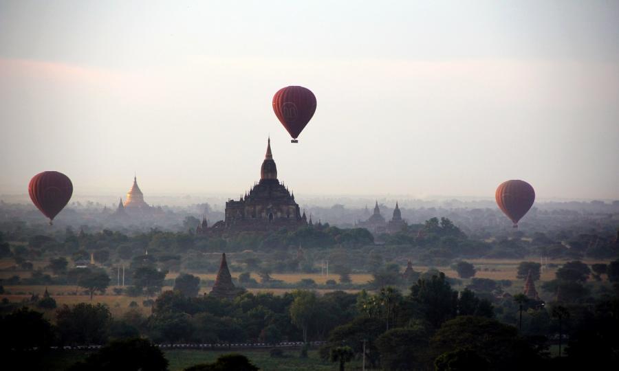 Private Klassische Myanmar-Reise mit Badeurlaub in Ngapali_38552