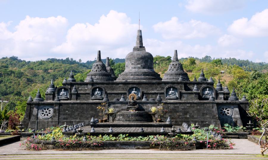 Bali - Strand und Kultur in einer Insel vereint_40754