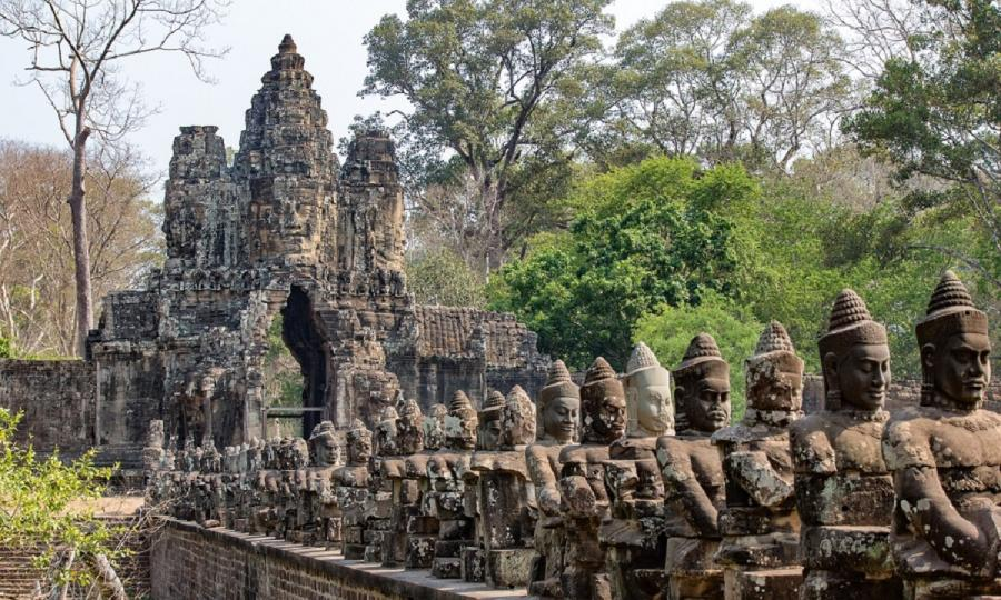 Kambodscha Highlights mit Badeurlaub auf Koh Rong_37864