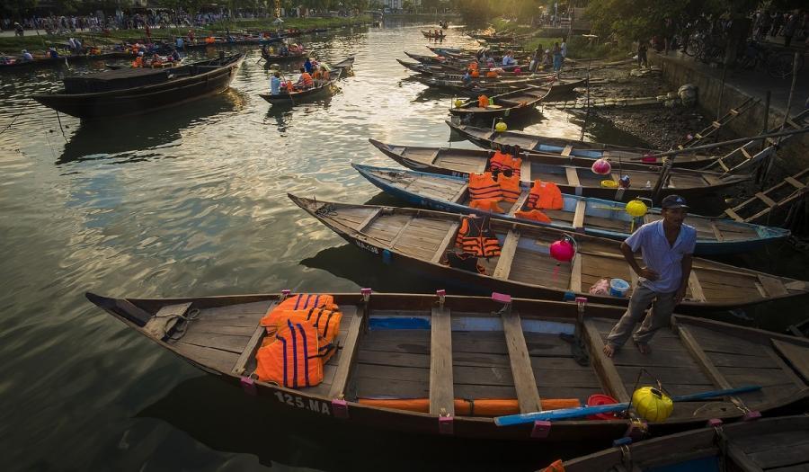 Entlang der Küste von Hanoi bis Saigon_37594