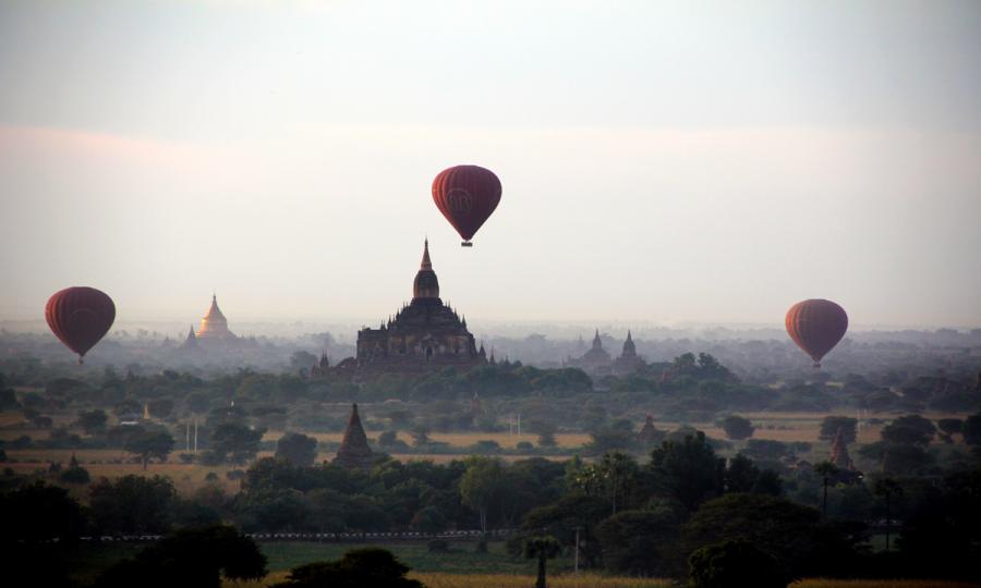 Flusskreuzfahrt von Bagan nach Mandalay mit der Sanctuary Ananda_32679