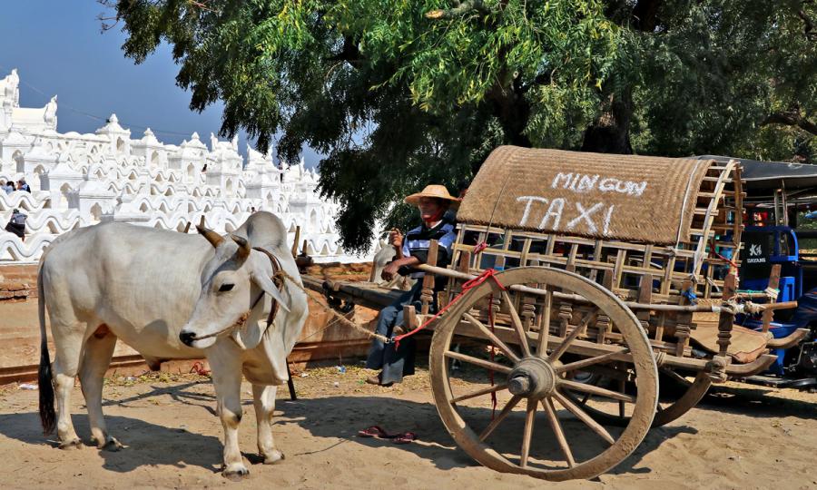 Flusskreuzfahrt von Bagan nach Mandalay mit der Belmond Road to Mandalay_32669