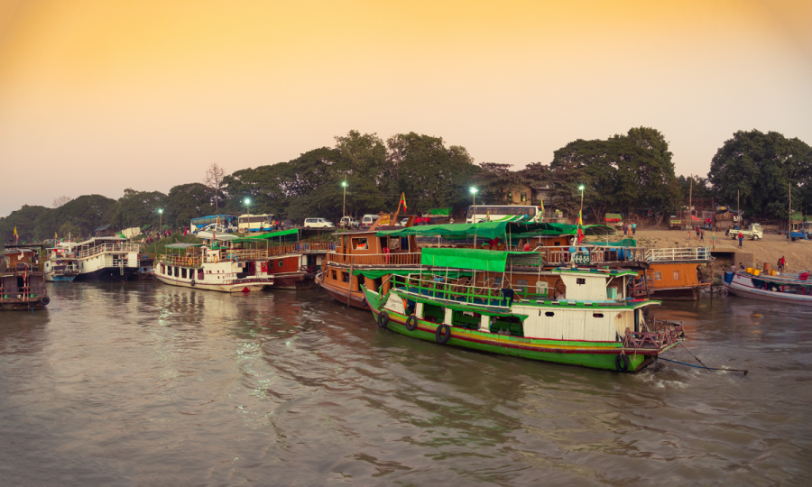 Flusskreuzfahrt von Bagan nach Mandalay mit der Sanctuary Ananda_32676