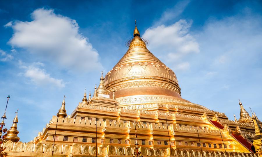 Flusskreuzfahrt von Bagan nach Mandalay mit der Sanctuary Ananda_32672